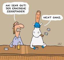 Stinkefingereinhorn - Deruliey