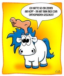 Stinkefingereinhorn - Enillo