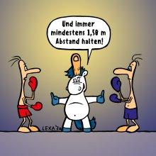 Stinkefingereinhorn - Axel Hörnig
