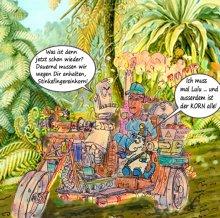 Stinkefingereinhorn - Claus Pamperin