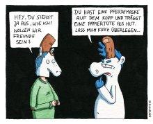 Stinkefingereinhorn - Dominik Katz