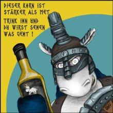 Stinkefingereinhorn - Bommel