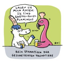 Stinkefingereinhorn - Bettina Schipping