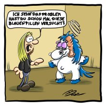 Stinkefingereinhorn - Sebastian Nohl