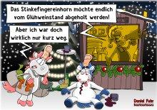 Stinkefingereinhorn - Daniel Fuhr