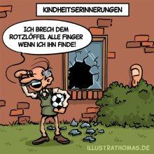 Stinkefingereinhorn - Thomas Hartmann