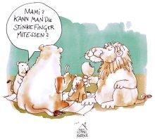 Stinkefingereinhorn - Hans Koppelredder