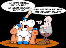 Stinkefingereinhorn - Trumix