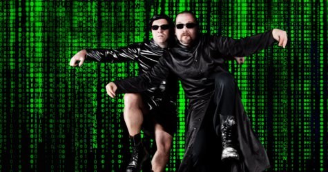 Unsere Hacker knacken die Matrix noch vor dem ersten Kaffee