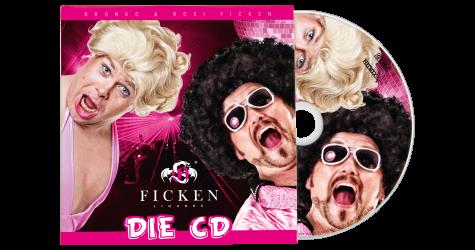 Partymusik von Bronko und Rosi auf CD